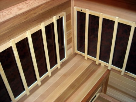 Carbon Infrared Saunas