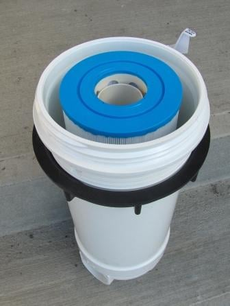 Rainbow Filter Canister Top Load 50 Sq Ft