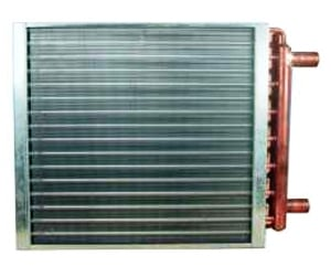 Solar home heating force air for Hot air heating systems