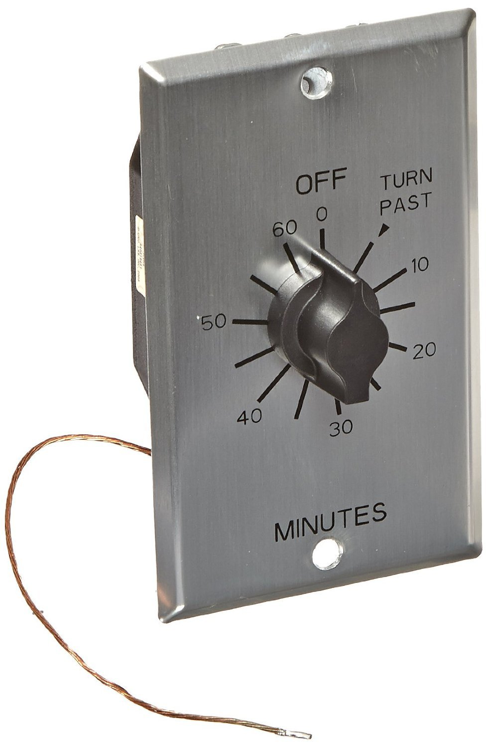 Sauna Manual Timer Vac on Single Pole Double Throw Switch