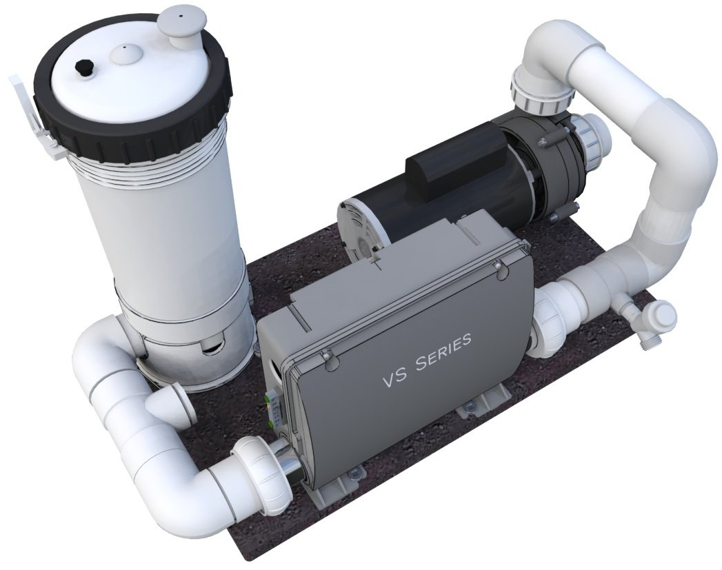Jacuzzi tub pump alternate pump location optional for Jacuzzi tub pump motor