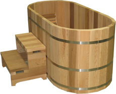 Wooden Bath Tubs