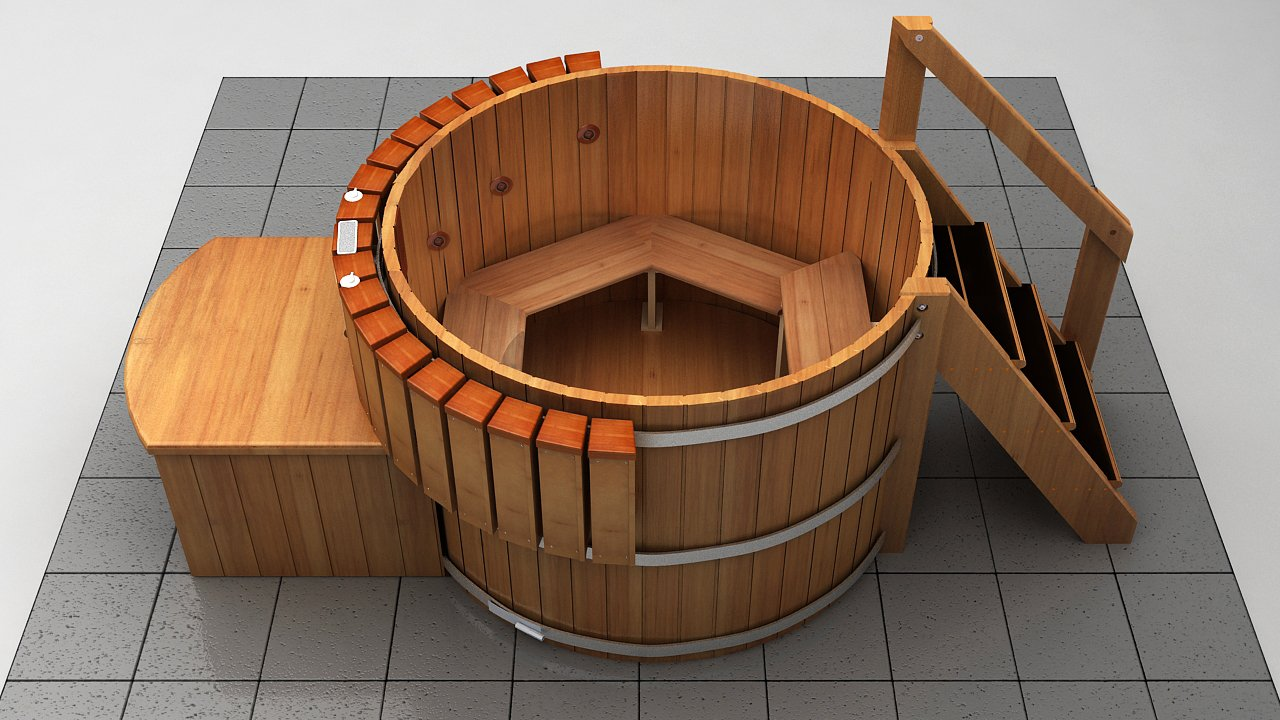 Northern Lights Cedar Tubs - Cedar Hot Tub Specification