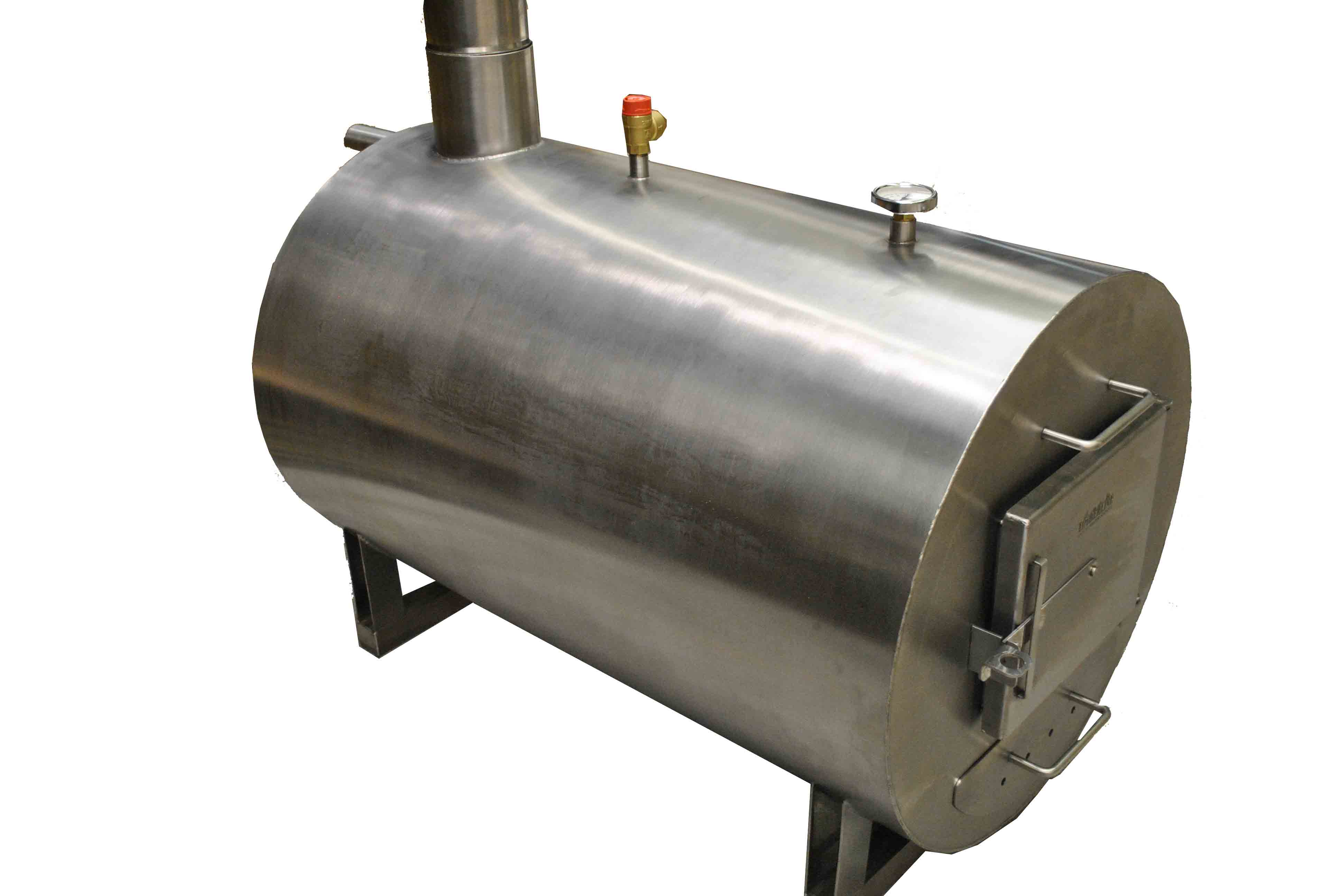 Wood fired hot tub heater wood fired pool heater small for Pool heater
