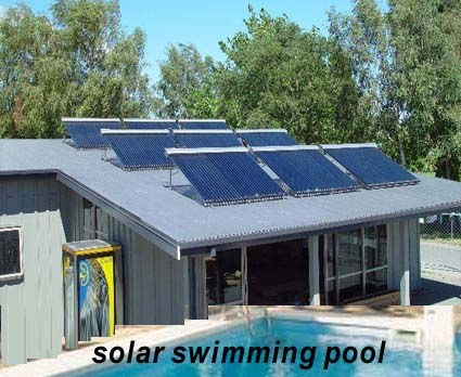 Solar Pool Heaters System