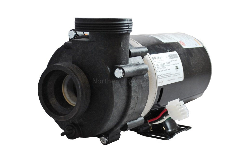 1 HP Hot Tub Pump