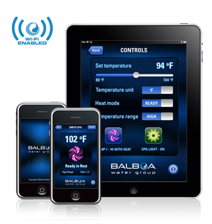 Balboa Wifi for wooden hot tubs